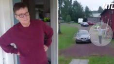 """(영상) """"맙소사"""".. 5년 만에 말없이 나타난 아들을 발견한 어머니의 반응"""
