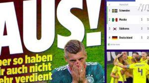 (영상) 태극전사에 침몰한 독일 '충격'….독일 언론의 반응은?