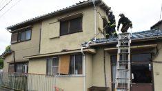 오사카 지진 희생자 늘어..3명 사망·부상자 150여명