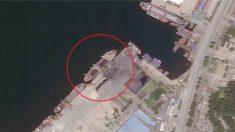 北석탄 실은 선박 두 척, 국내에 11차례나 무검색 입항