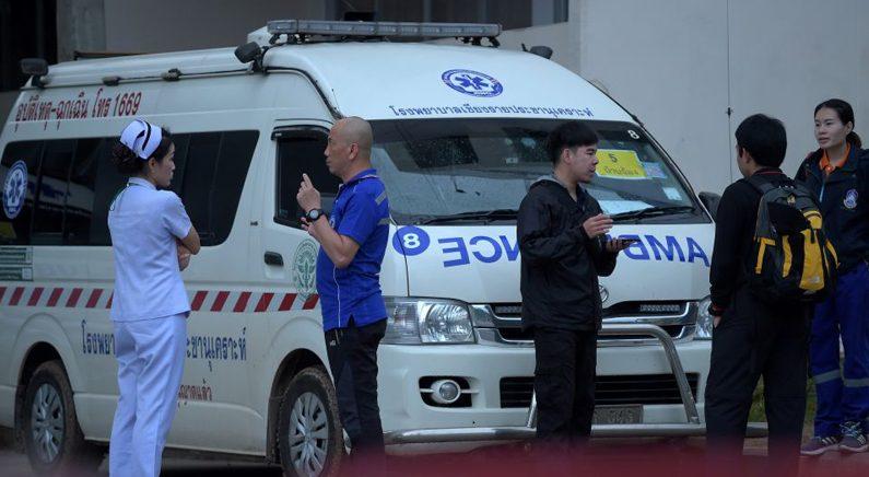 태국 생환 소년들, '동굴병' 우려로 가족과 격리…최악 경우 사망