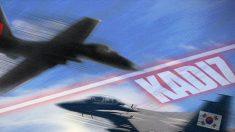 中군용기 1대, KADIZ 진입했다 이탈..공군 F-15K 긴급투입