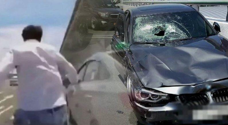 """""""김해공항 BMW 질주사고 가해자는 항공사 직원"""""""