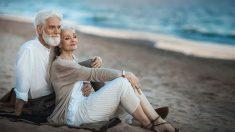 '사랑한다면 이들처럼…' 러시아 노부부 사진 화제(10장)