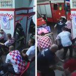 """""""월드컵 보다가 출동벨 울리자.."""" 크로아티아 소방관 영상에 전세계 감동"""