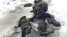'2차 세계대전 당시 실종됐다 빙하 녹아 발견된 부부'