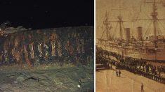 울릉도 앞바다 침몰 러시아 '보물선'..113년만에 발견