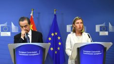 """EU """"중국 손잡고 미국에 대항하지 않을 것"""""""