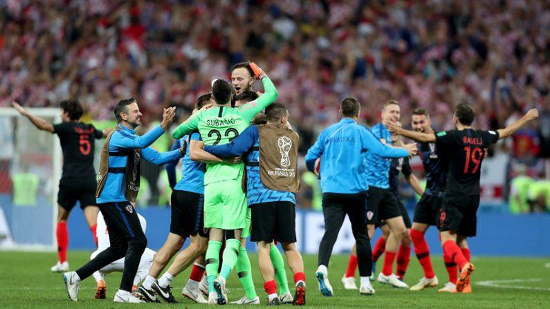크로아티아, 사상 최초로 세 경기 연속 연장 후 결승행