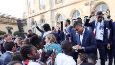 음바페 '통큰 선행', 월드컵 상금 50만 달러 전액 기부