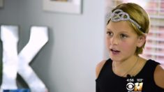 백혈병 이겨낸 11살 소녀, 워싱턴 의회에 간 까닭