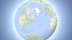 구글맵스, 오차 없앤 둥근 지구 지도 지원