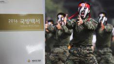 """국방백서 표기된 """"북한군은 우리의 적"""" 문구 삭제한다"""