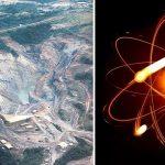 가봉에서 발견된 '20억년' 전 원자로