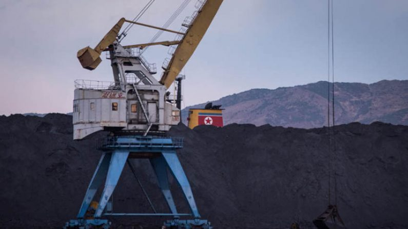 북한산 석탄 반입 사실상 확인돼 파장 예상