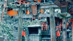 '다음생엔 미국인으로 환생' 중국 어느 사원의 신상품