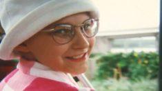 악성골종양 판정으로 입원했던 소녀의 20년 후 달라진 모습