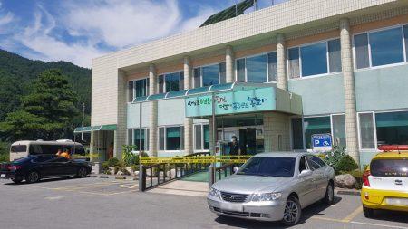 경북 봉화 면사무소서 70대 귀농인 엽총 난사해 공무원 2명 사망
