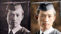컬러로 복원한 한국의 문학 작가들
