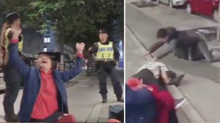中당국, 관광객 말만 듣고 항의하다 영상 공개돼 망신