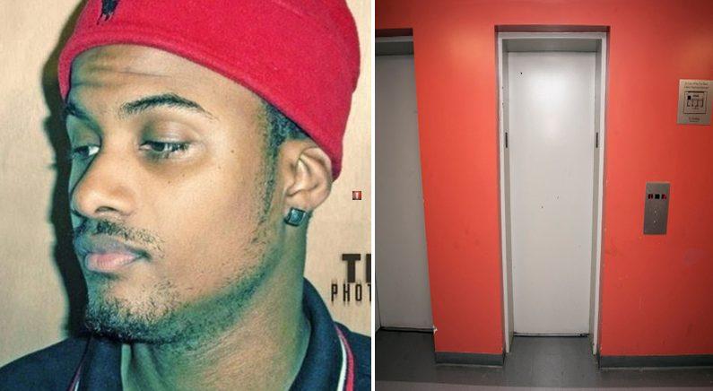 추락 엘리베이터서 여성 구한 남자가 마지막 남긴 인삿말