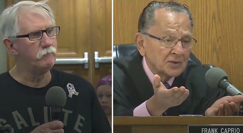 주차위반으로 법정에 선 참전용사….고민하던 판사의 판결은