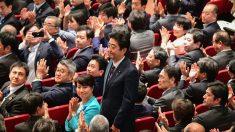 아베, 자민당 총재선거 승리..3연임 최장기 재임 총리 된다