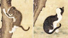 고양이 그림으로 성공한 조선시대 화가