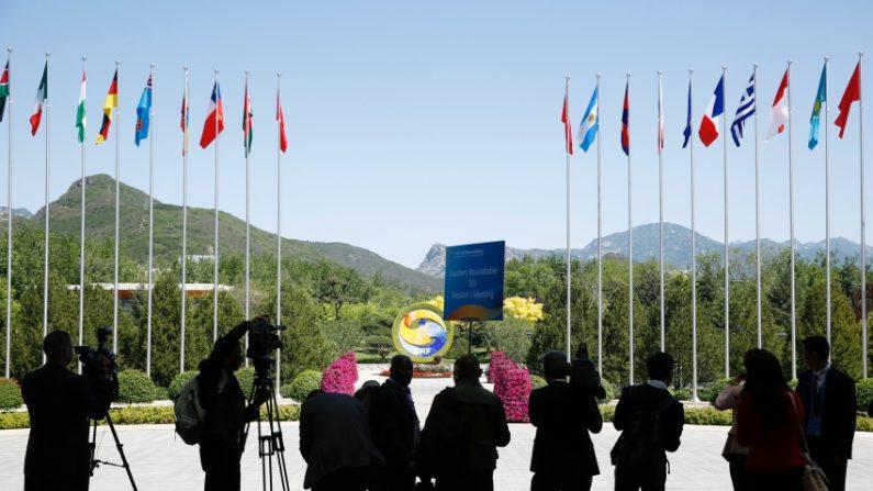 국제 무대에서 배척 받는 중국의 '일대일로'와 '세계화'