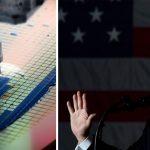 트럼프, 중국의 반도체 개발 야심에 '대못'