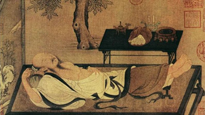 꿈 속에서 '귀인'의 가르침 받은 옛 중국 명인들