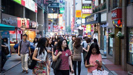 한국인 행복지수, 30대가 최고..60세이상 최저