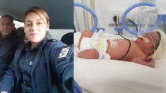 교통사고로 사망한 임신부 몸에서 일어난 기적