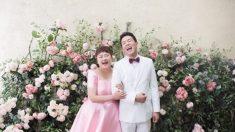 홍윤화♥김민기, 9년 열애 끝에 오늘 결혼