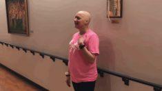 '어메이징 그레이스' 부르며 완치 자축했던 여성, 다시 암 투병