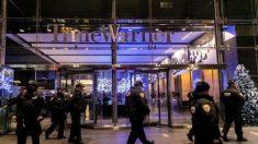CNN 뉴욕지국, 폭발물 협박에 생방송 중 대피 소동