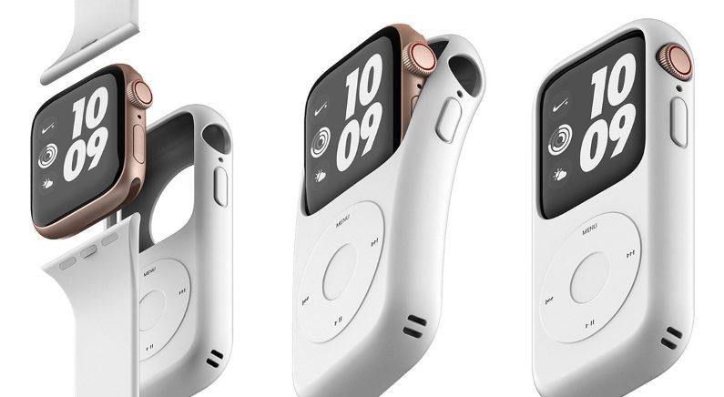 애플워치4를 아이팟처럼..한국 디자이너가 만든 '귀여운' 케이스