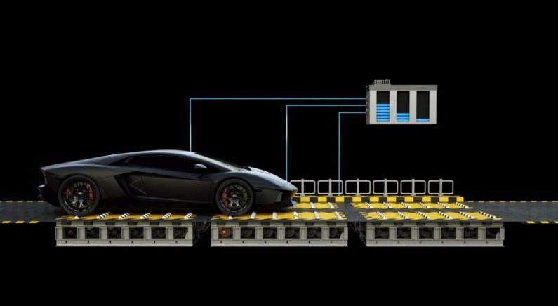 달리는 차량의 하중을 전기에너지로..국내업체 개발한 발전장치(영상)