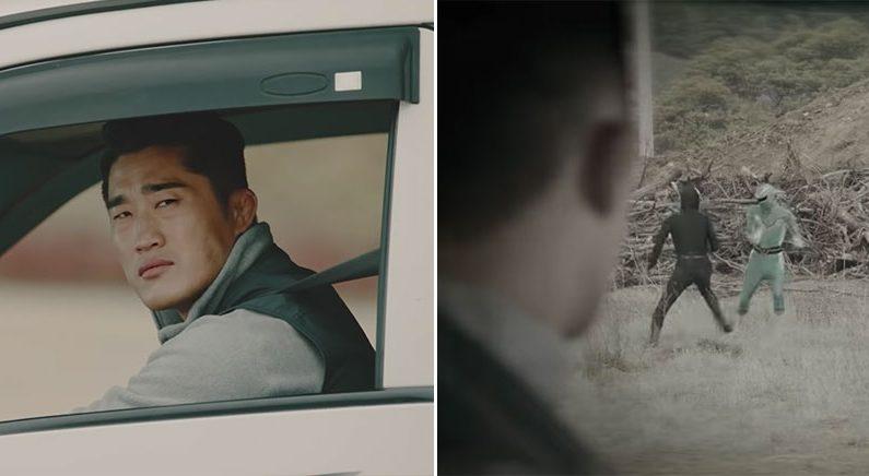 '건너뛰기' 안 하고 끝까지 다 보게 된다는 격투기 선수 김동현 광고 영상