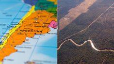지구 반대편 아르헨티나에 존재하는 서울 면적 3분의 1 크기 '한국 땅'