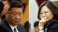"""시진핑 '무력통일 불사'에 역풍..""""대만인 80%, 일국양제 반대"""""""