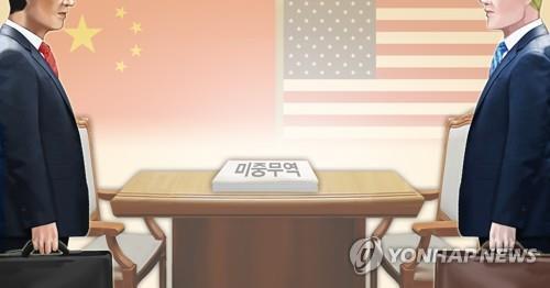 """""""트럼프-시진핑 미중 무역대화에 깊이 관여""""(PG)"""