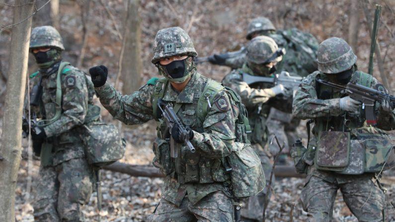 """北, 南 대테러·혹한기훈련 비난…""""군사훈련은 파국의 불씨"""""""