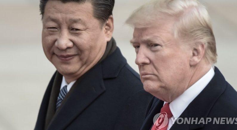 """트럼프, 미·중 무역협상 낙관…""""中, 정말로 합의하고자 해"""""""
