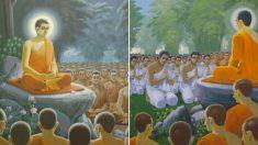 설법 중에 '버럭', 석가모니 부처님이 제자에게 소리친 이유
