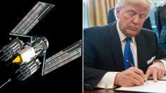 트럼프 미 대통령, 9조원 투입될 우주군 창설 계획에 서명