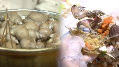 외국인들에겐 '신기함' 그 자체인 한국 음식