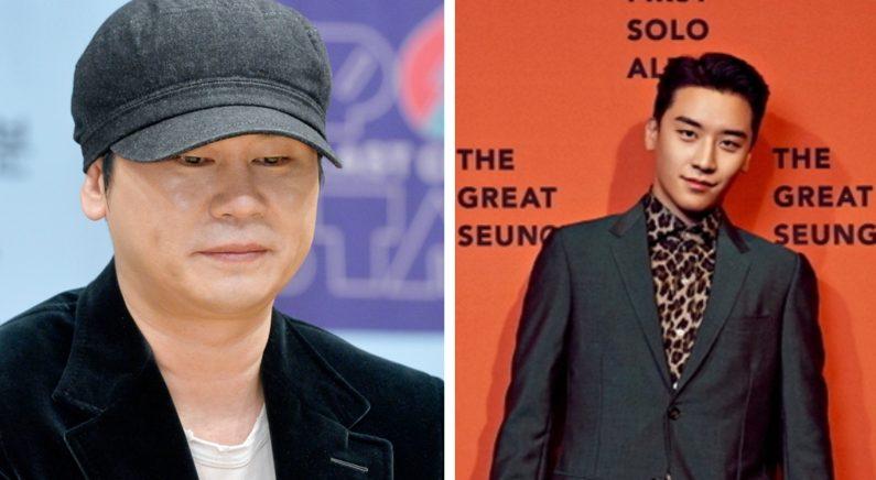 클럽 '버닝썬'논란에 승리소속사 YG 양현석 공식입장 발표