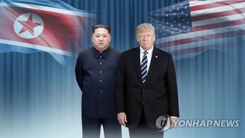 """트럼프 """"2차 북미정상회담 하노이 개최…北 경제강국 될 것"""""""