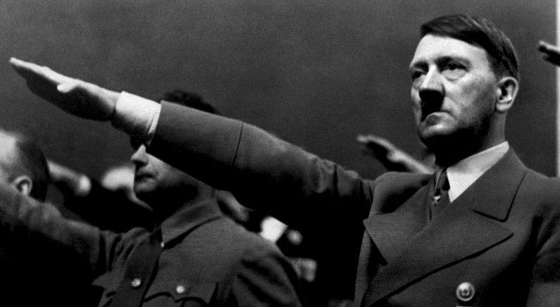 '히틀러' 미술 작품…미대 합격했다면 '제2차 세계대전' 없었을지도
